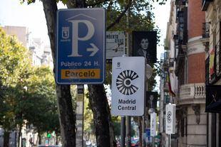 Luz verde a Madrid Central: arrancará el 30 de noviembre