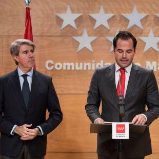 Garrido ofrece a Aguado una consejería si gana las elecciones de 2019