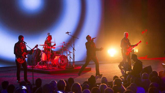 Concierto de U2, en una imagen de archivo.