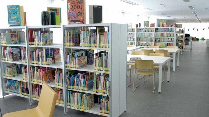 Buzones en las bibliotecas de Pozuelo para facilitar las devoluciones