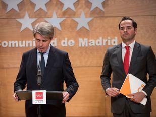 El tándem Garrido-Aguado vende estabilidad ante el escenario de Andalucía y Cataluña