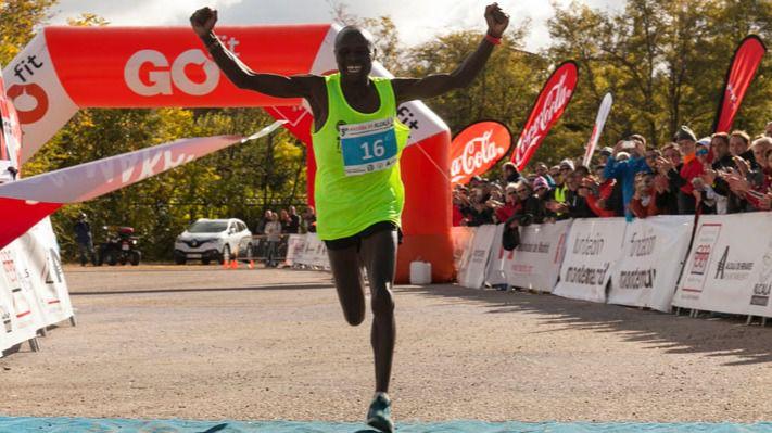 III Maratón Internacional de Alcalá de Henares