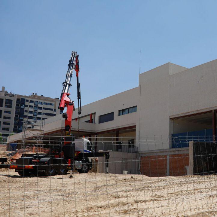 El colegio Alfredo di Stéfano tendrá 500 nuevas plazas en 2019