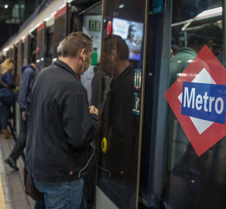 Mimos a Metro: vuelven a congelarse las tarifas y el abono joven se mantendrá más allá de 2019