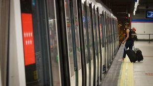Metro de Madrid. Foto de archivo.