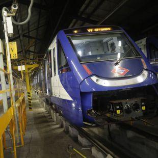 Más amianto en trenes de las líneas 6 y 9