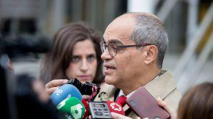 El consejero Van Grieken se reafirma: no presionó a la URJC