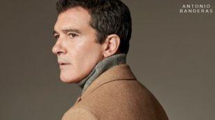 Antonio Banderas, protagonista del nuevo 'spot' de moda masculina de El Corte Inglés