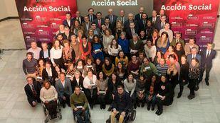 Fundación Montemadrid y Bankia destinan un millón de euros a 78 proyectos sociales de Madrid y Castilla-La Mancha