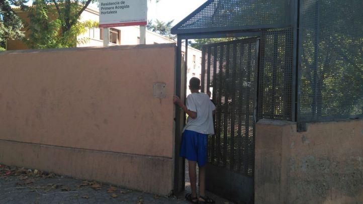 La Comunidad trasladará a menores no acompañados de Hortaleza a otro centro