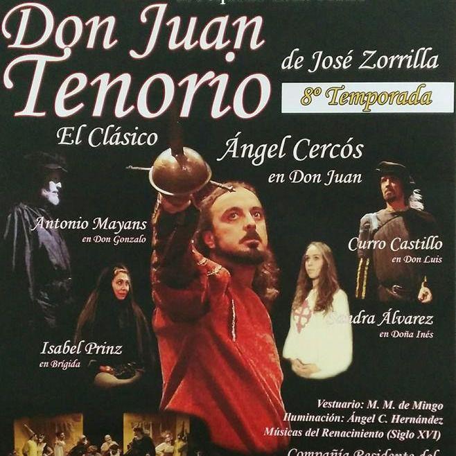 Don Juan Tenorio regresa con una versión