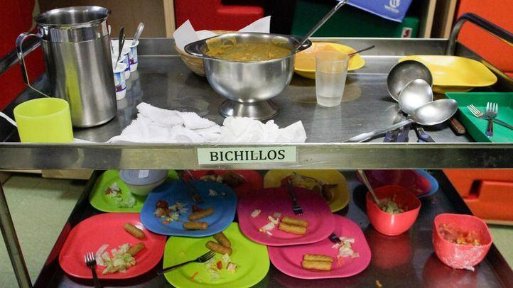 Brote de salmonela en una escuela infantil de Fuenlabrada: dos niños hospitalizados