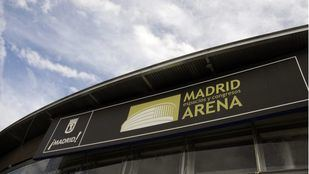 Pabellón Madrid Arena.