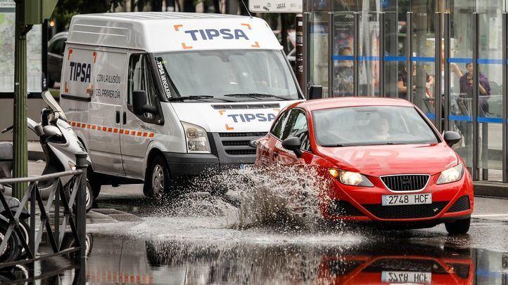 No es la primera vez que las filtraciones de agua provocan el cierre de túneles en Madrid.