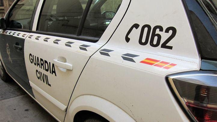 Un joven y dos guardias civiles, agredidos en Tres Cantos