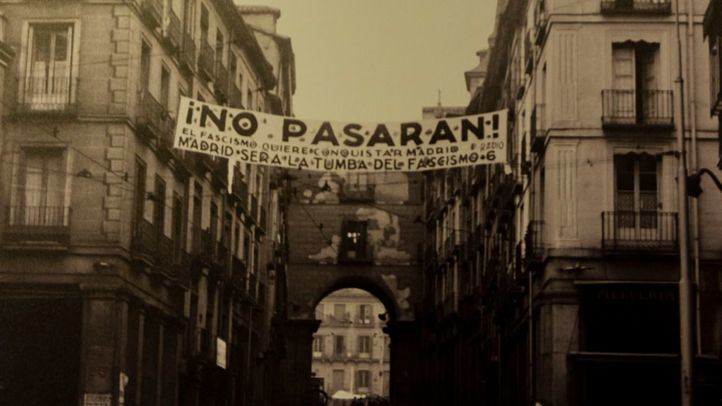 La antesala del 'No pasarán': Leganés es ocupada por las tropas nacionales