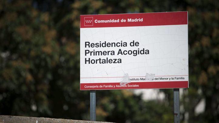 Centro de Primera Acogida de Hortaleza.