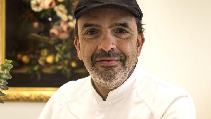 El chef Jesús Sánchez