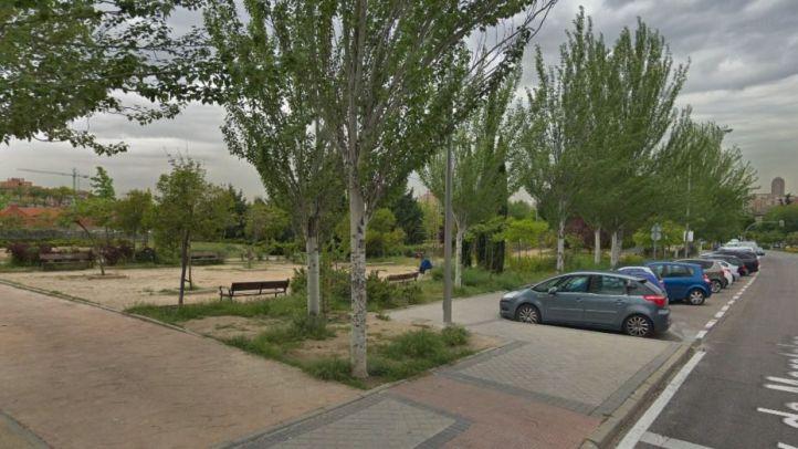 Espacio canino y pista de skate para el 'nuevo' parque Darwin de Moratalaz