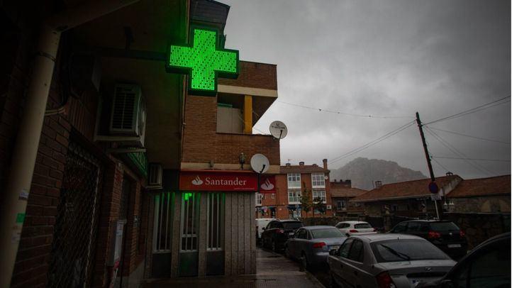 Farmacia de la Lda. Gutiérrez Muñoz en el municipio de El Boalo.