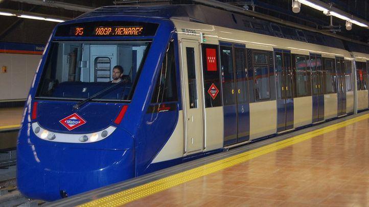 Metro de Madrid,  Línea 7.