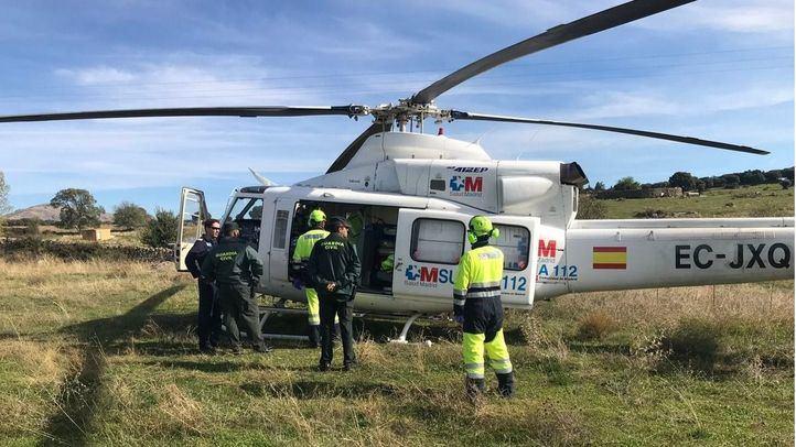 Fallece un hombre y otro resulta herido de gravedad en dos accidentes de moto