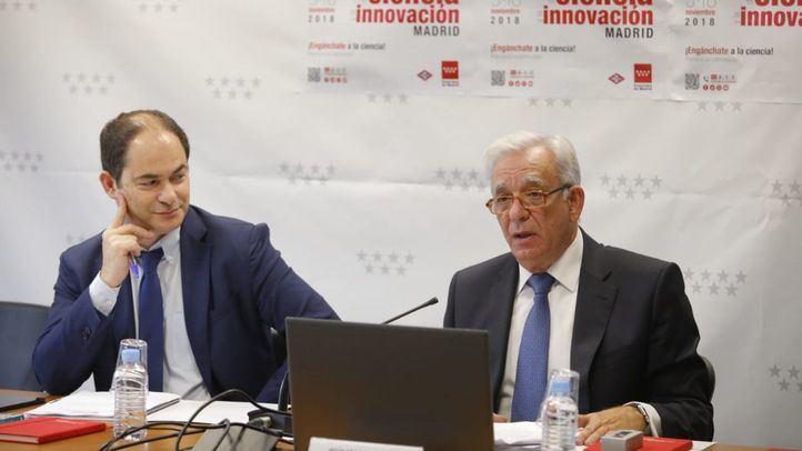Presentación de la Semana de la Ciencia y la Innovación.