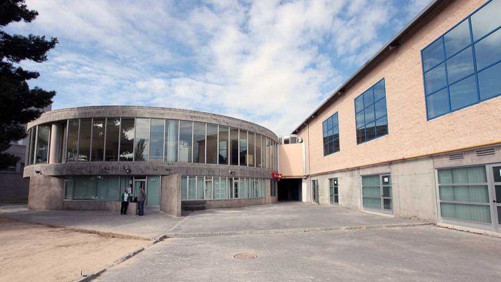 Campus de la universidad Politécnica de Madrid.