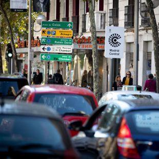 La Comunidad ya trabaja en el recurso para paralizar Madrid Central