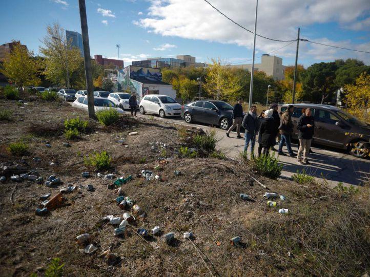 Los deteriorados poblados A y B de Fuencarral-El Pardo