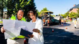 Pozuelo mejorará cerca de 80 calles en una nueva fase de la Operación Asfalto