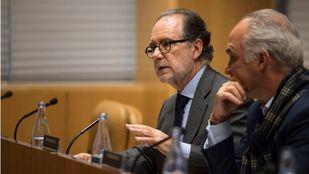 El presidente del TSJM lamenta que se paralice la reagrupación de los tribunales