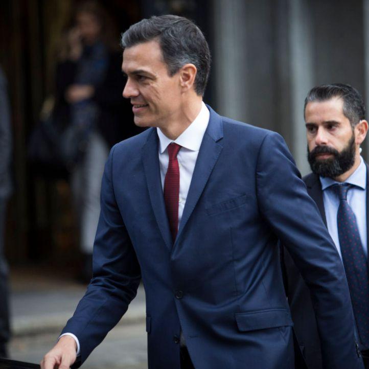 Detenido un experto en tiro que planeaba asesinar a Sánchez