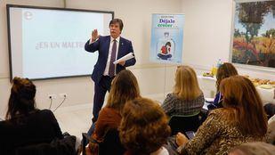 Presentación del libro 'Déjale crecer', de Javier Urra.