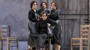 La casa de Bernarda Alba convertida en ópera
