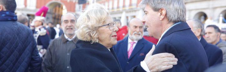 Garrido y Carmena rebajan el tono