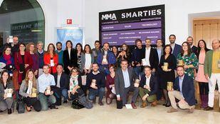 El proyecto de contenidos digitales de BBVA, premiado en los Smarties 2018 de MMA Spain