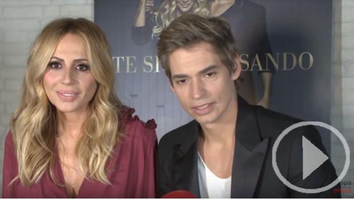Carlos Baute y Marta Sánchez sacan nuevo single juntos