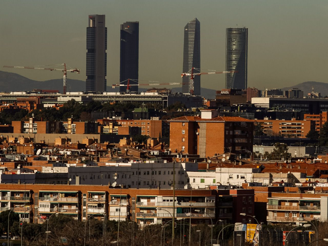 Una sentencia de Castilla y León deja a Madrid al borde de los tribunales  por no luchar contra el  ozono malo   459ba521d58