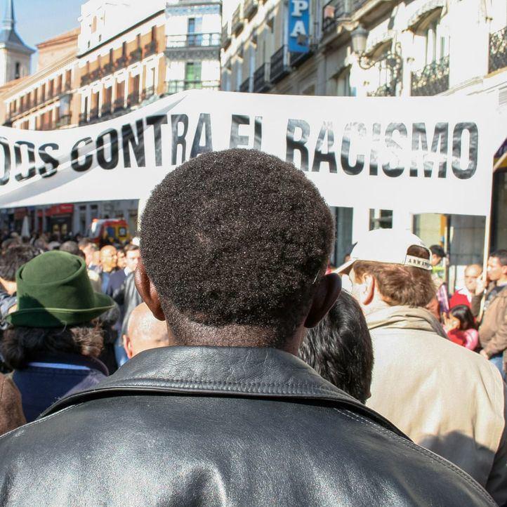 Una manifestación contra el racismo institucional marchará de Cibeles a Sol