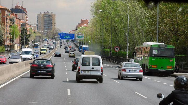 Cs registra una Proposición No de Ley para paralizar de forma provisional la instalación de semáforos en la A-5