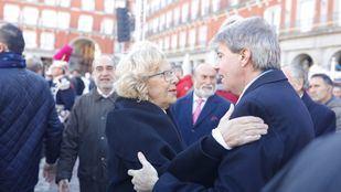 Carmena remite a Garrido a la web del Ayuntamiento para que consulte la información sobre Madrid Central