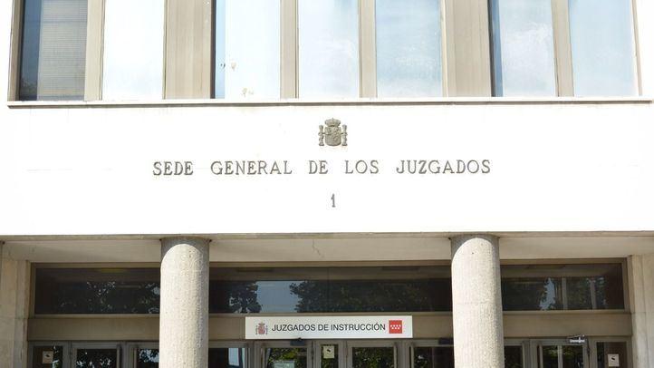 Juzgados de Plaza Castilla.