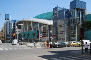 Goteras y desprendimientos: el Palacio de los Deportes no pasó la ITE en 2016