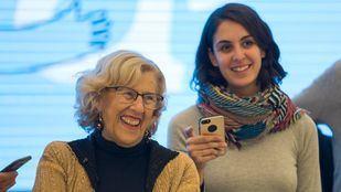 Rita Maestre y otros cinco concejales de Manuela Carmena rompen con Podemos