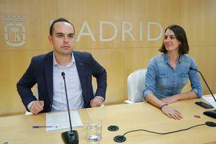 Los concejales que han roto con Podemos seguirán en el proyecto de Manuela Carmena