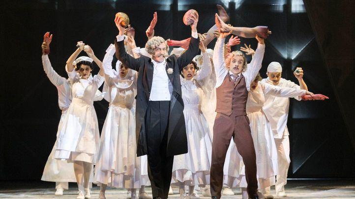 'El jovencito Frankenstein' en el teatro Gran Vía