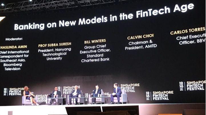 Nuevos modelos bancarios en la era del 'fintech'