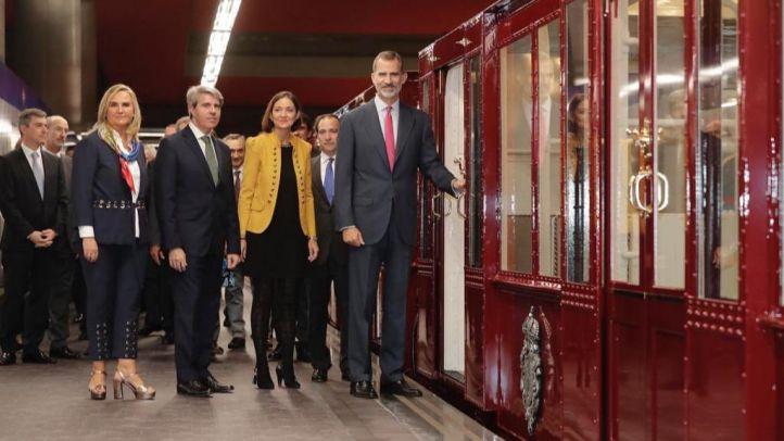 Una carrera por el trayecto de la primera línea de Metro