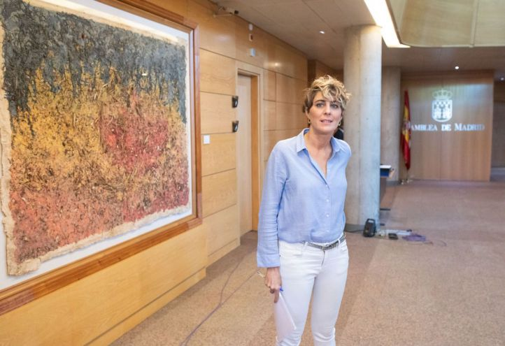 Greenpeace ficha a Ruiz-Huerta como coordinadora jurídica